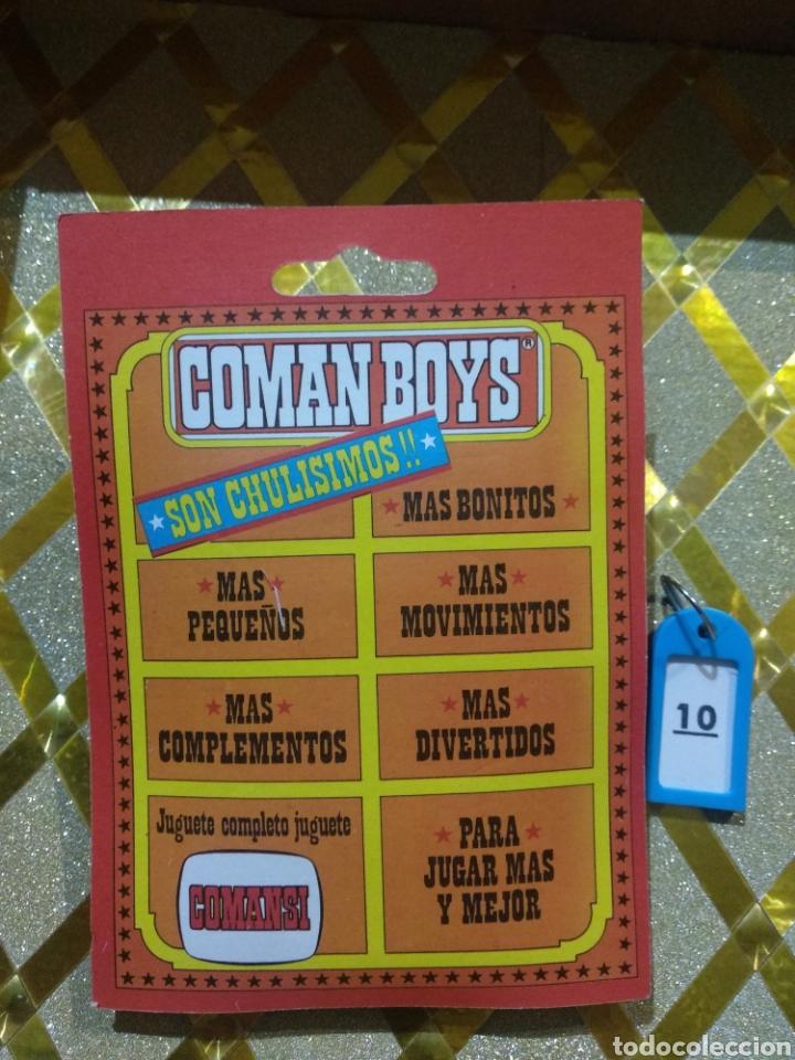 Coman Boys: COMAN BOYS COMANBOYS FIGURAS MUÑECOS * - Foto 2 - 277539608