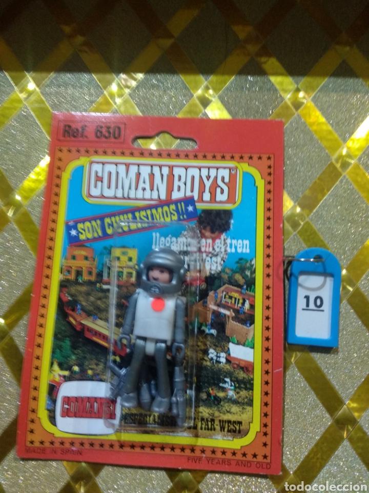 COMAN BOYS COMANBOYS FIGURAS MUÑECOS * (Juguetes - Figuras de Acción - Coman Boys)