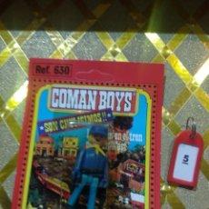 Coman Boys: COMAN BOYS COMANBOYS FIGURAS MUÑECOS *. Lote 277539618