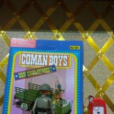 Coman Boys: COMAN BOYS COMANBOYS FIGURAS MUÑECOS *. Lote 283105003