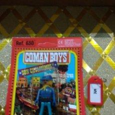 Coman Boys: COMAN BOYS COMANBOYS FIGURAS MUÑECOS *. Lote 283105283