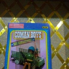 Coman Boys: COMAN BOYS COMANBOYS FIGURAS MUÑECOS ULTIMA UNIDAD !!!! *. Lote 283106033