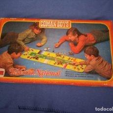 Coman Boys: JUEGO EL GRAN NATIONAL, COMAN BOYS, COMANSI, SIN ESTRENAR, MADE IN SPAIN. Lote 286342168