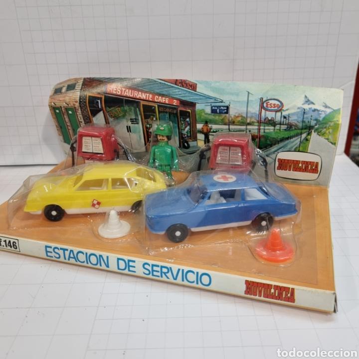 Coman Boys: Lote gasolinera NOVOLINEA COMANSI COMANBOYS - Foto 3 - 289334938