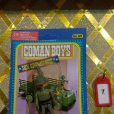 Coman Boys: COMAN BOYS COMANBOYS FIGURAS MUÑECOS *. Lote 291949223
