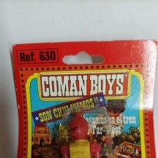 Coman Boys: SON CHULISIMOS ,FIGURA ARTICULADA - COMAN BOYS ***COMANSI. Lote 293883878