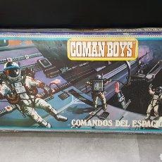 Coman Boys: COMAN BOYS COMANDOS DEL ESPACIO. Lote 295795143