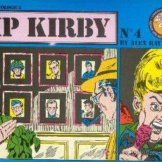 Cómics: RIP KIRBY. Nº 4. -ALEX RAYMOND-. ED. ESEUVE, 1990. (64 PÁGINAS. 31,5X22,5 CM.). ENVÍO: 2,50 € *.. Lote 27280141