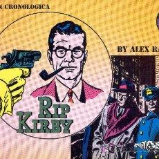 Cómics: RIP KIRBY -ALEX RAYMOND- Nº 5. ED ESEUVE, 1990. ENVÍO: 2,50 € *.. Lote 27280136