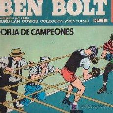 Cómics: BEN BOLT - Nº 1. Lote 4623390