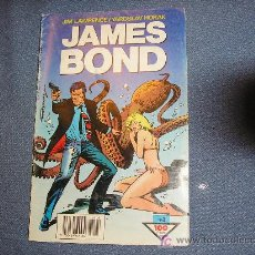 Cómics: JAMES BOND Nº 3 - PLANETA 1988.. Lote 19227617