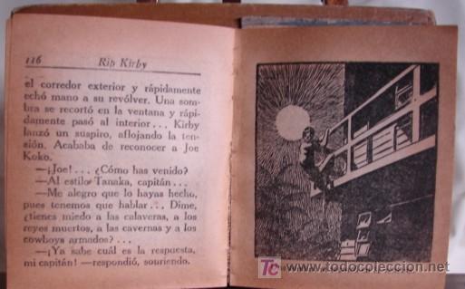 Cómics: RIP KIRBY, RARO E INHALLABLE LIBRITO EN PRIMERA EDICION! - Foto 5 - 27120966