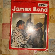 Cómics: JAMES BOND.FASC 20.BURU LAN CJ 28. Lote 5990899