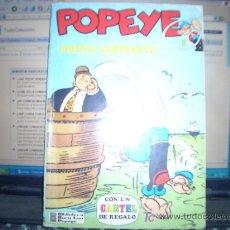 Cómics: POPEYE ALMIRANTE BURULAN. Lote 4700309