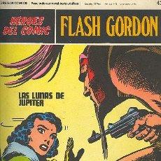Cómics: FLASH GORDON HEROES DEL COMIC Nº 43. Lote 27259749