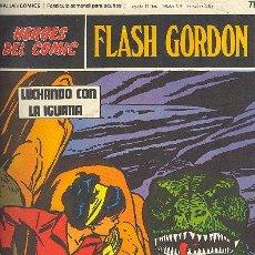 Cómics: FLASH GORDON HEROES DEL COMIC Nº 71. Lote 27259750
