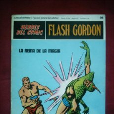 Cómics: FLASH GORDON Nº 6 BURU LAN BURULAN 1972 HEROES DEL COMIC. Lote 24992958