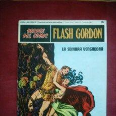 Cómics: FLASH GORDON Nº 7 BURU LAN BURULAN 1972 HEROES DEL COMIC. Lote 24992957