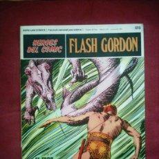 Cómics: FLASH GORDON Nº 10 BURU LAN BURULAN 1972 HEROES DEL COMIC. Lote 24992955