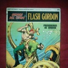 Cómics: FLASH GORDON Nº 11 BURULAN 1972 HEROES DEL COMIC. Lote 24361265