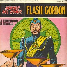 Cómics: FLASH GORDON Nº 11 - HEROES DEL COMIC - BURU LAN. Lote 26875224