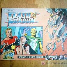 Cómics: FLASH GORDON Nº 1 EDICION HISTORICA EDICIONES B 1988. Lote 26653708