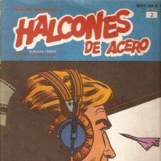 Cómics: HALCONES DE ACERO Nº 2. BURULAN.. Lote 6103778