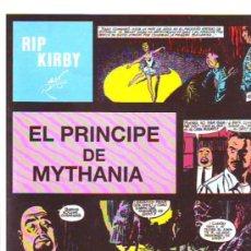 Cómics: RIP KIRBY : EL PRÍNCIPE DE MYTHANIA. EN CASTELLANO. HISTORIA COMPLETA. Lote 27414858