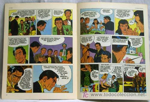 Cómics: Rip Kirby Nº 3 Editorial Buru Lan Burulan 1973 - Foto 2 - 5405085