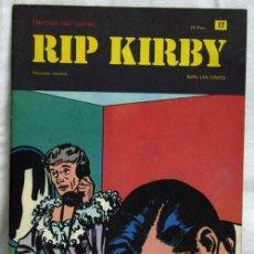Cómics: RIP KIRBY Nº 17 EDITORIAL BURU LAN BURULAN 1973. Lote 5405117