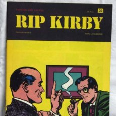 Cómics: RIP KIRBY Nº 20 EDITORIAL BURU LAN BURULAN 1973. Lote 5405158
