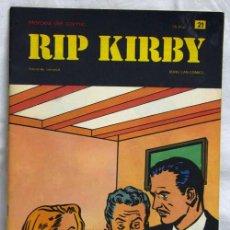 Cómics: RIP KIRBY Nº 21 EDITORIAL BURU LAN BURULAN 1973. Lote 5405177