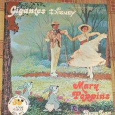 Cómics: GIGANTES DISNEY. HISTORIAS MARAVILLOSAS Nº 3. MARY POPPINS. BURU LAN 1973. Lote 13998138