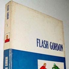 Cómics: FLASH GORDON - FLASH GORDON - TOMO 1 - BURU LAN, S.A. - AÑO 1971 - 240 PAGINAS - TAL COMO SE VE EN L. Lote 18953316