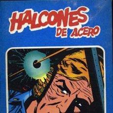 Cómics: HALCONES DE ACERO TOMO 1- BURU LAN AÑO 1973 CAJA 134. Lote 25723703