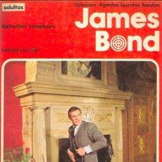 Cómics: JAMES BOND. SOMBRAS DE ORO (ALBUM NUMERO 2). EDITORIAL BURU LAN. Lote 26118628
