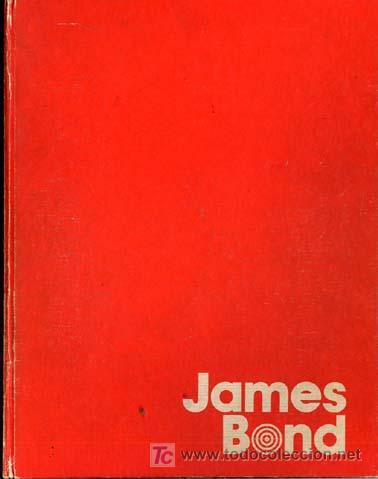 JAMES BOND DE BURU LAN 1974-DOS TOMOS Nº1 Y 2 CONTENIENDO LAS 480 PRIMRAS PÁGINAS CAJA 156 (Tebeos y Comics - Buru-Lan - James Bond)