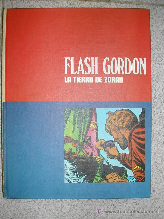 FLASH GORDON BURULAN. TENGO MAS TOMOS. SI ME DICES LOS QUE TE FALTAN LO PONDRE SI LO TENGO. (Tebeos y Comics - Buru-Lan - Flash Gordon)