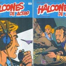 Cómics: HALCONES DE ACERO NUMEROS 2 Y 5 EDITORIAL BURU LAN. Lote 27331471