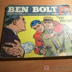 Cómics: BEN BOLT. Nº3 BURU LAN. KID JERICHO. Lote 12010297