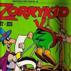 Cómics: ZORRYKID ( BURU LAN ) ORIGINAL 1973 Nº.1. Lote 26534766
