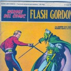 Cómics: FLASH GORDON . HEROES DEL COMIC ,FASCICULO Nº 1. Lote 18382878