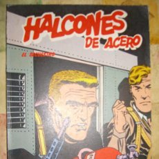 Cómics: HALCONES DE ACERO. BURU LAN. EL SECUESTRO CJ 27. Lote 14531680