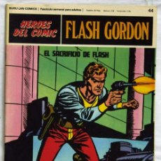 Cómics: FLASH GORDON Nº 44 EL SACRIFICIO DE FLASH EDITORIAL BURU LAN BURULAN 1972. Lote 8214573
