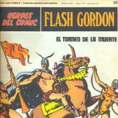 Cómics: FLASH GORDON (BURU LAN) Nº 05. Lote 26551048