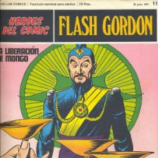 Cómics: FLASH GORDON (BURU LAN) Nº 11. Lote 26632000