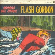 Cómics: FLASH GORDON (BURU LAN) Nº 21. Lote 26094937