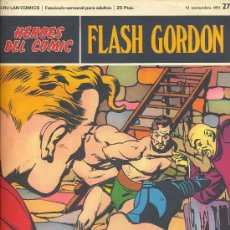 Cómics: FLASH GORDON (BURU LAN) Nº 27. Lote 26693224