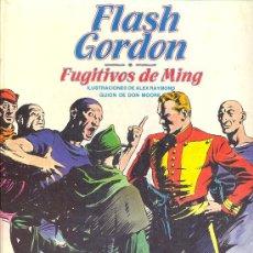 Cómics: FLASH GORDON (BURU LAN): FUGITIVOS DE MING. Lote 27574891