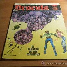 Cómics: DRACULA BURU LAN Nº 8. Lote 8325490